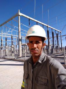 Jacob Azevedo - Eletricista | Netcon Americas